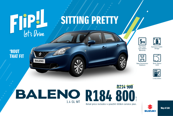 While stocks last. Mandatory insurances are excluded. Pictures shown are for illustrative purposes only. Retail offer valid until 30 April 2020. Promotional 5 year/200 000km warranty valid until 30 April 2020.