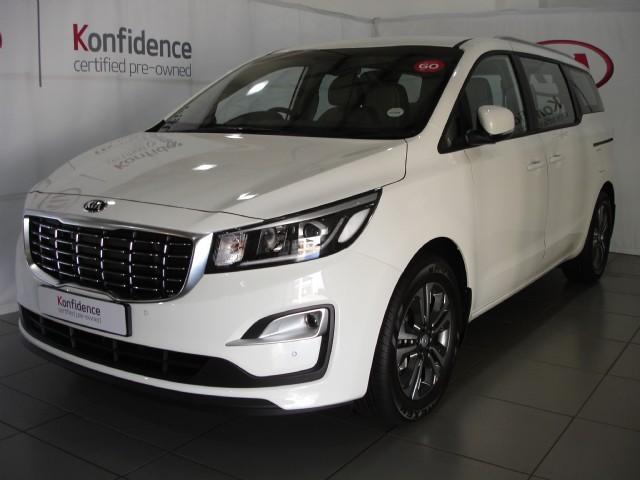 Kia Sedona 2.2 Crdi Ex + Auto (8 Seater) 0