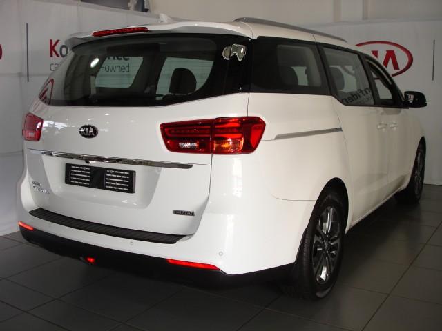 Kia Sedona 2.2 Crdi Ex + Auto (8 Seater) 5