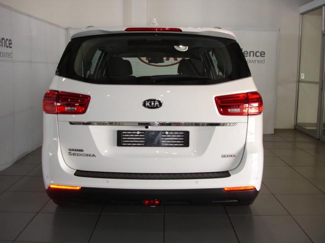Kia Sedona 2.2 Crdi Ex + Auto (8 Seater) 6