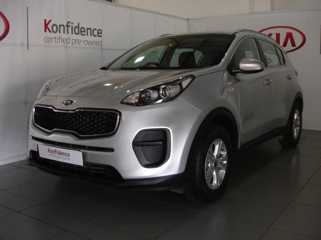 Kia Sportage 2.0 Ignite Auto 0