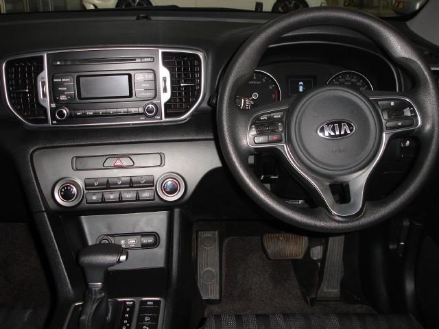 Kia Sportage 2.0 Ignite Auto 2