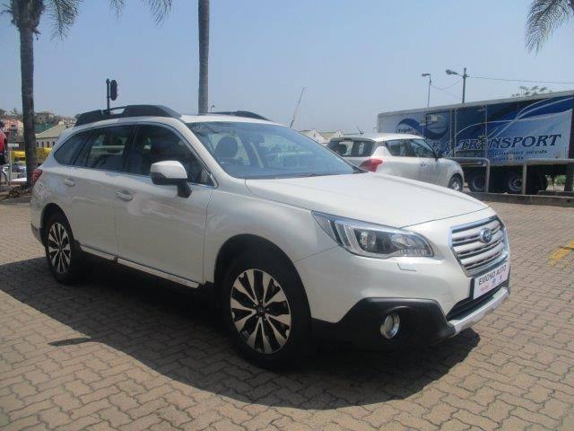 Subaru Outback 2.5i-s Cvt 0