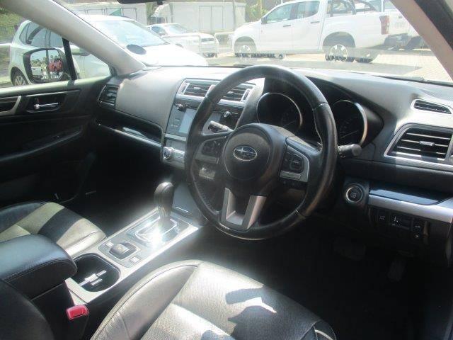 Subaru Outback 2.5i-s Cvt 11