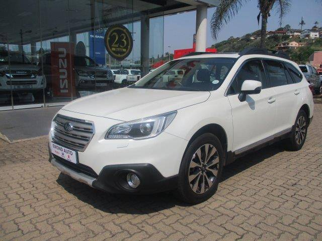 Subaru Outback 2.5i-s Cvt 2