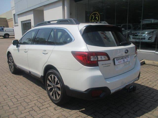 Subaru Outback 2.5i-s Cvt 6