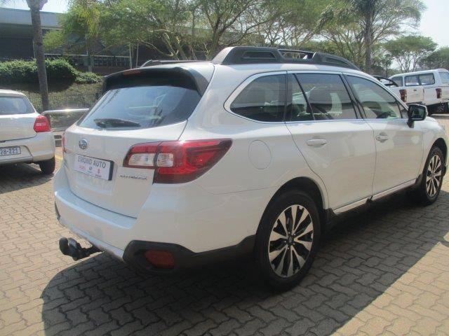 Subaru Outback 2.5i-s Cvt 8