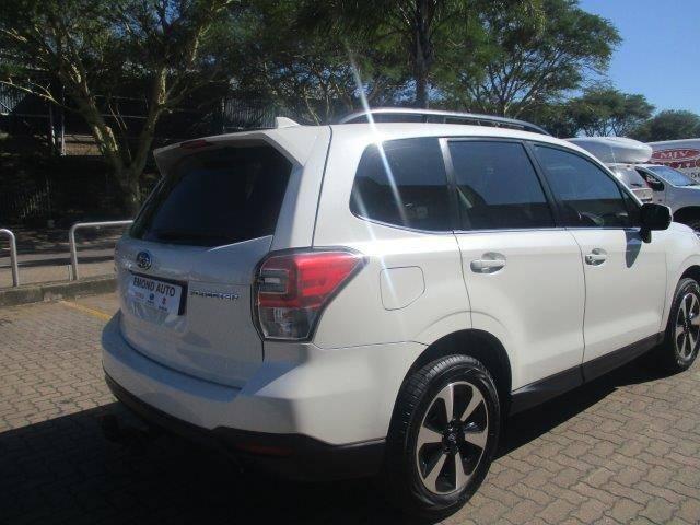 Subaru Forester 2.5 Xs Lineartronic 7