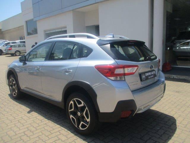 Subaru Xv 2.0 Is-es Cvt 4