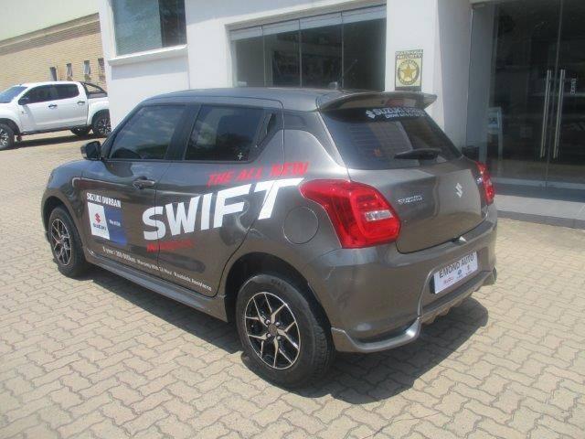 Suzuki Swift 1.2 Gl 6