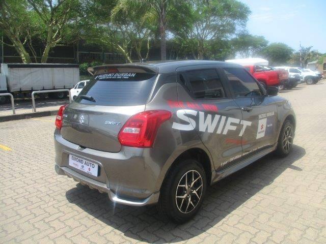 Suzuki Swift 1.2 Gl 8