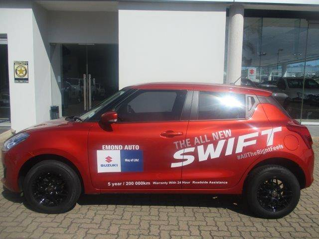 Suzuki Swift 1.2 Gl 3