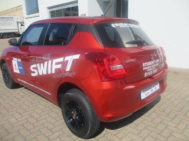 Suzuki Swift 1.2 Gl 4