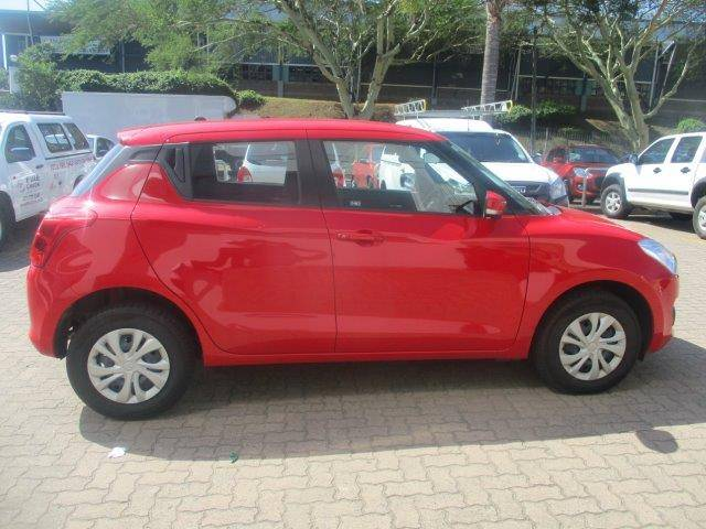 Suzuki Swift 1.2 Gl 7