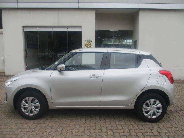 Suzuki Swift 1.2 Gl Auto 2