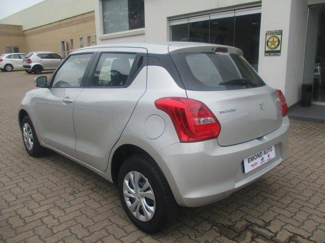 Suzuki Swift 1.2 Gl Auto 3