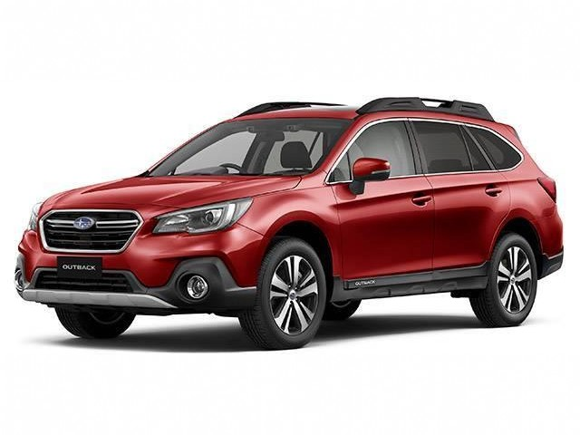 Outback 3.6 RS CVT CROSSOVER