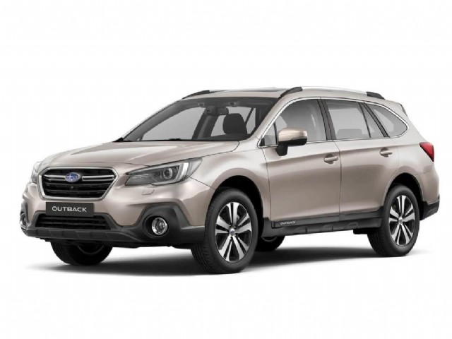 Outback 3.6 RS CVT CROSSOVER  0