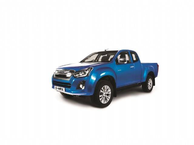 D-MAX 300 EXTENDED CAB LX AUTO  0