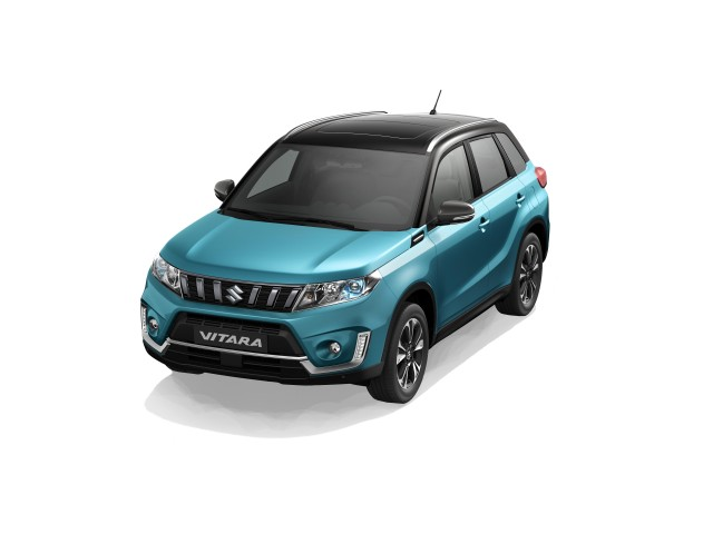 Vitara 1.4 Turbo GLX 6AT